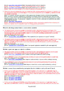 This is an example screenshot for the above document, which provides the conclusions, full summaries, and decision notices for PRIOR APPROVAL appeal decisions relating to householder permitted development legislation.